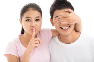 Lover's secret