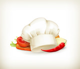 Cooking icon poster