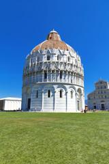 Pisa, Battistero di Piazza dei Miracoli
