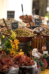 Olives Booth