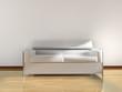 arquitectura interior,sofa blanco