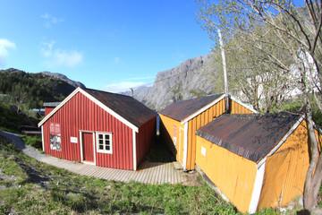Old Naustet of Nsfjord