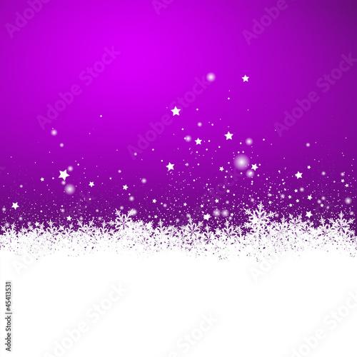 Hintergrund, Violett, Eiskristalle, Schneekristalle, Winter
