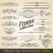 Calligraphic Design Elements A...