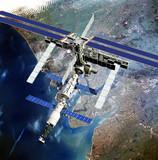 Fototapete Astronomy - Atmosphäre - Raumfahrt