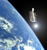 Fototapete Atmosphäre - Erde - Raumfahrt