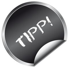 """Sticker """"Tipp!"""""""