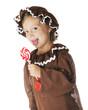 Gingerbread Getting Sweeter