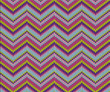 Seamless violett knitted pattern