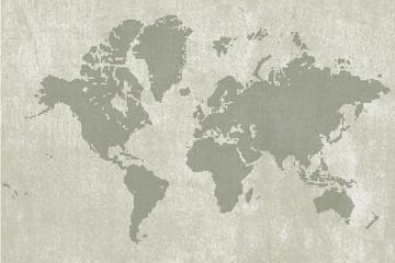Weltkarte Punkte Vektoren