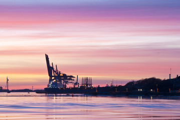 Gothenburg harbor 2