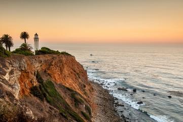 Dawn at Point Vicente, Palos Verdes, Los Angeles