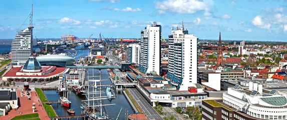Bremerhaven, Panorama