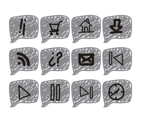 sketches icons