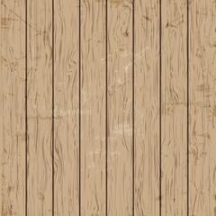 Vector old wooden texture