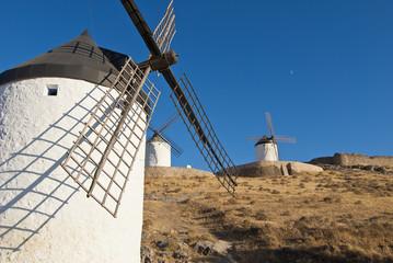 Molinos de viento tradicionales