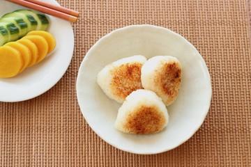 Japanese cuisine, Yaki Onigiri