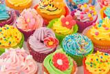 Birthday cupcakes - 45447167