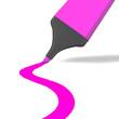 Marker Pink L1