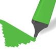 Marker Grün H