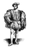 Prestigious french King : Francois 1er- 16th century