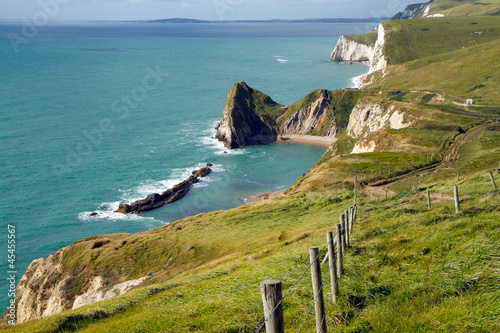 Durdle Door coastline Dorset