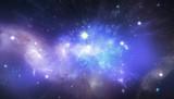 Fototapety Beautiful universe background
