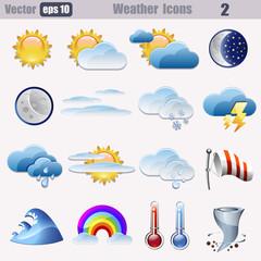set weather icons 2