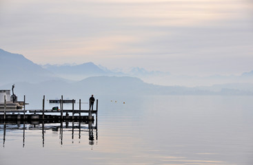 Lake Zug, Switzerland