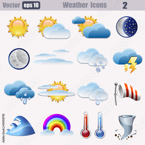 set weather icons 2