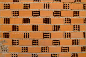 Muro de ladrillos