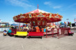 Carousel. Coney Island amusement park.