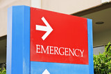 hospital emergency entrance