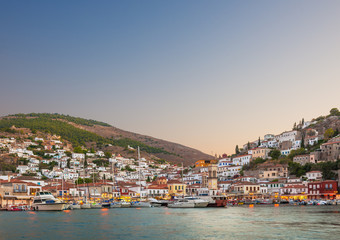 The island of Hydra, Greece
