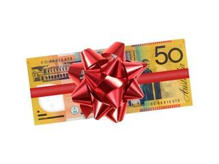 Australian Fifty Dollar Note