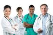 Happy Medical team.