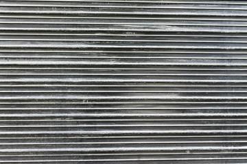Texture rideau de fer