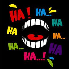bouche, dent, rire, dentition, rigoler, plaisanter, humain