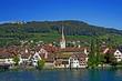 STEIN AM RHEIN bei Schaffhausen (Schweiz)
