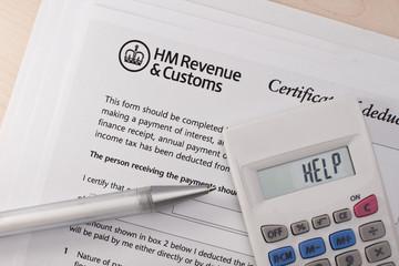Einkommensteuer, Großbritannien