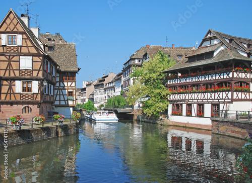 im bekannten Petite France,der Altstadt von Strassburg