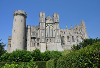 Arundel Castle View