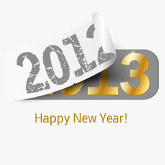 happy new year 2013 - felice anno nuovo