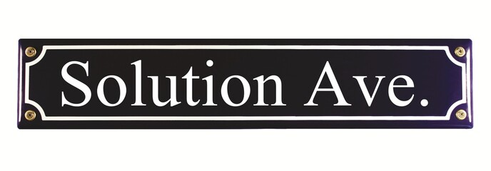 Sign Solution Ave.