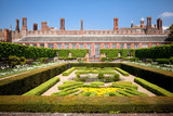 Hampton court palace and gardens, UK