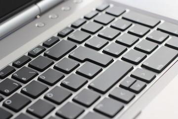 eine Laptoptastatur