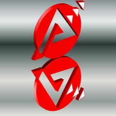 Logo Rente 3d