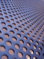 Blue-steel mesh