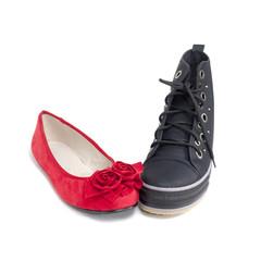chaussures parité homme femme