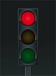 Rote Ampel vektor
